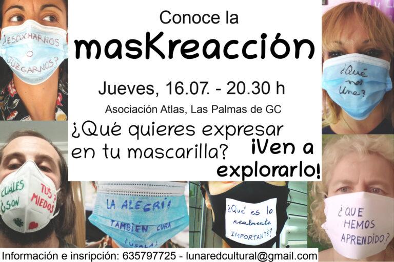 Encuentro de masKreacción en las Palmas
