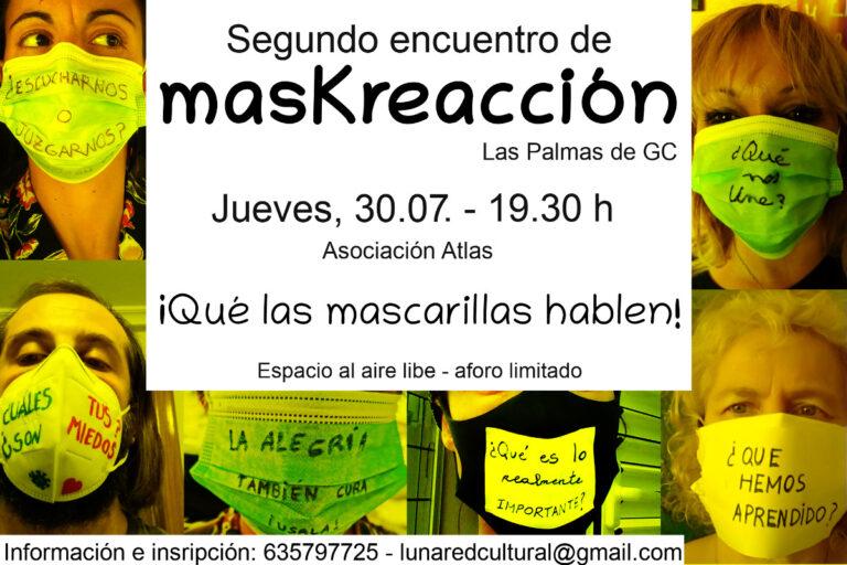 IIº Encuentro masKreacción Las Palmas