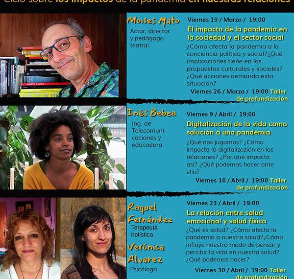 Ciclo de encuentros: Información para participantes